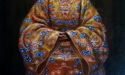 Họa tiết trên trang phục triều Nguyễn