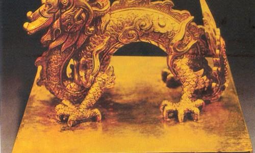 Ấn triện trong hệ thống Lục Bộ thời Nguyễn