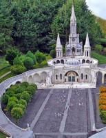 Huyền thoại Lourdes trên đồng hồ cổ ODO