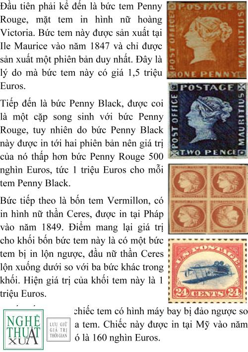 Những bức tem đắt nhất thế giới-1