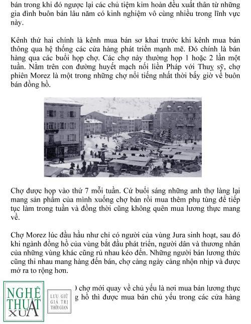 cho dong ho xua1