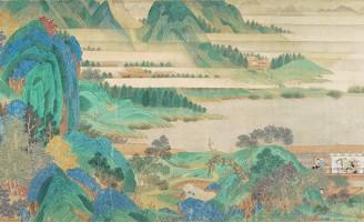 Triển lãm tranh Trung Quốc 700-1900 tại bảo tàng Victoria&Albert, London
