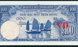 Vài nét về tiền giấy thời kỳ Đông Dương