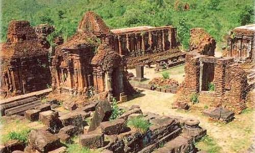 Những niên đại quan trọng trong lịch sử Champa