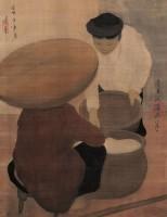 Họa sĩ Nguyễn Phan Chánh vẽ lụa như thế nào?