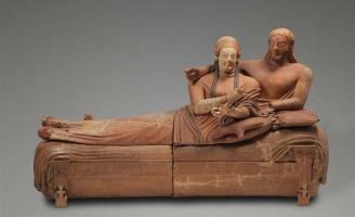 Triểm lãm: những vùng Estroca và Địa Trung Hải – cổ thành Cerveteri