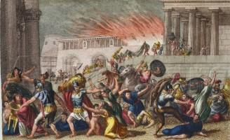 Thuyết Hy Lạp : Thần thánh, vạn vật, và phụ nữ… từ đâu mà ra?