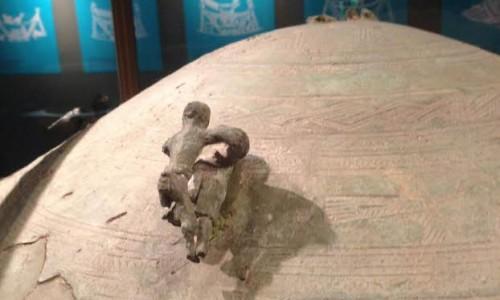 Triển lãm đồ đồng Đông Sơn tại bảo tàng lịch sử Việt Nam