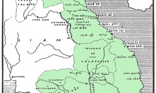 Việt Nam – Quốc hiệu và Cương vực qua các thời đại (Phần I) : Thời Kỳ dựng nước