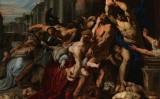 Bức tranh Vụ thảm sát những người vô tội