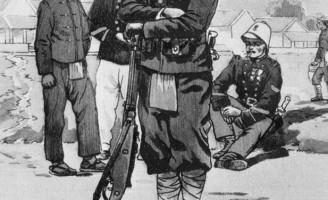 Người lính An Nam thời Thế Chiến Thứ Nhất