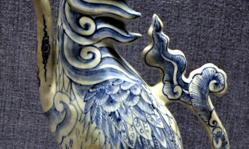 Chu Ðậu tuyệt đỉnh của đồ gốm cổ truyền Việt Nam