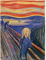 """Tìm hiểu về bức tranh The Scream """"Tiếng Thét"""" của Edvard Munch"""