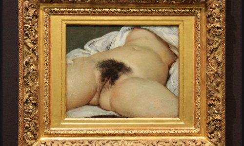 Gustave Courbet và bức tranh gây sóng gió