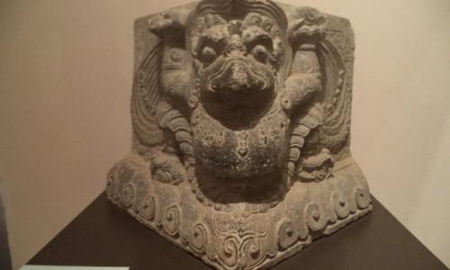Bảo tàng Mỹ Thuật Việt Nam (Phần IV) : mỹ thuật Chăm Pa