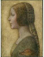 Kiệt tác La Bella Principessa của Leonardo da Vinci là giả?