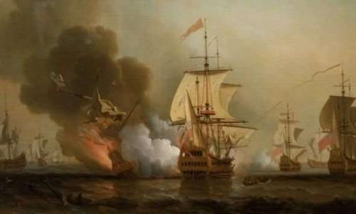 Phát hiện tàu chở kho báu hơn 1 tỉ USD đắm 300 năm trước