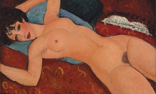Cuộc đời thăng trầm của họa sỹ bức vẽ khỏa thân đắt thứ 2 thế giới