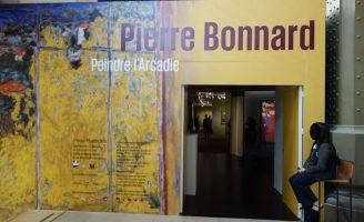 Pierre Bonnard (1867-1947), họa sĩ của những thiên đường đã mất, bảo tàng Orsay