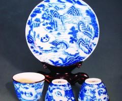 Những bộ trà thời Nguyễn