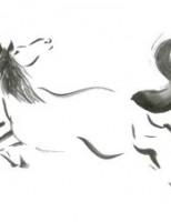 Con ngựa Nê Thông của  Hoàng đế Trần Duệ Tông