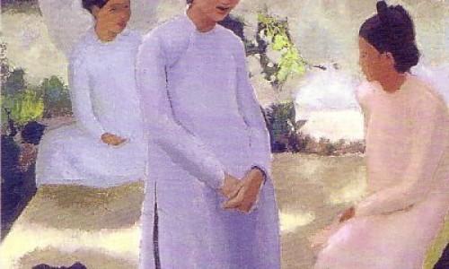 """""""Thất hiền"""" của hội họa Việt Nam"""