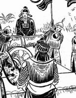 Quân Minh khi làm lễ tế súng đều phải hành lễ trước một người An Nam