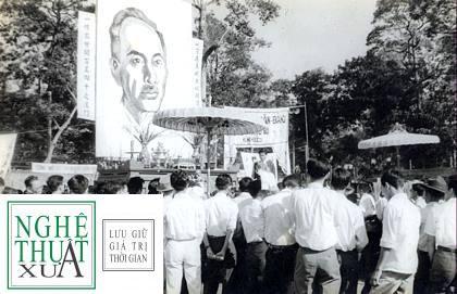111 14 Đám tang văn hào Nhất Linh diễn ra tại Sài Gòn vào sáng thứ Bảy, ngày 13.7.1963 1