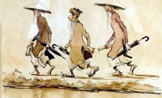 Báo chí miền Bắc thời Pháp thuộc: Từ Lý Toét, Xã Xệ đến Tự Lực Văn đoàn