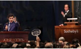 Sotheby's vs Christie's và Nghệ thuật kiếm tiền từ… nghệ thuật