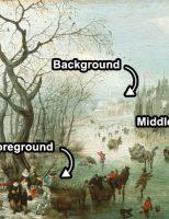 Nghệ thuật ngắm tranh (Phần I) : Đứng lại và ngắm nhìn