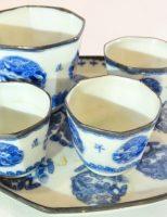 Bộ trà viên long thiệu trị, giá ước lượng $7,000 – $1,000,000, giá khởi điểm $25