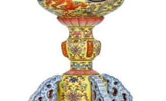Cổ vật nghìn USD của hoàng đế nhà Thanh bị biến thành đèn bàn