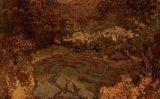 Phong cảnh đồng ruộng, NGUYEN GIA TRI (1908-1993)? giá ước lượng 3000-5000K.