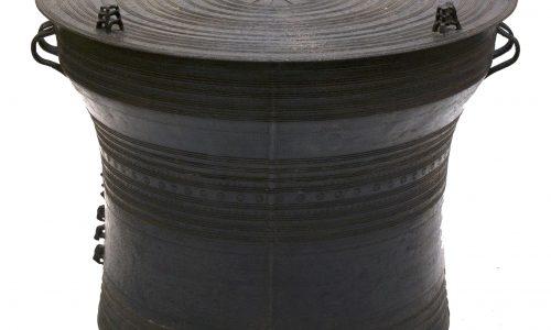 Trống đồng cầu mừa, thế kỷ XX, giá ước lượng 400 – 600 EUR