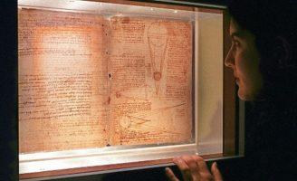 'Codex Leicester' – Cuốn sách đắt giá nhất thế giới của Da Vinci
