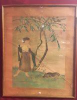 Những câu chuyện xung quanh vấn đề tranh thật và tranh giả : họa sĩ Đông Dương từ cõi âm trở về.