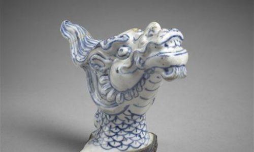 Đồ sứ xanh trắng Việt Nam tại bảo tàng nước ngoài