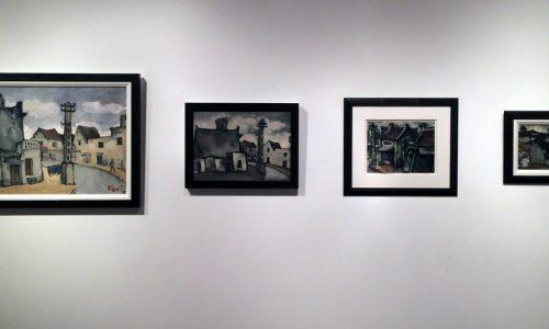 Triển lãm bộ sưu tập tranh hội họa Việt Nam hiện đại thời kỳ hậu chiến Albert I. Goodman tại Chicago.