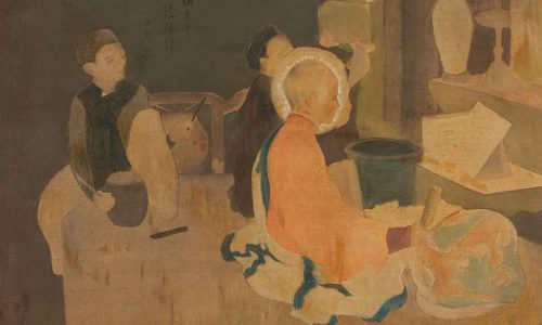 Từ cuộc trưng bày tranh Nguyễn Tường Lân đến câu chuyện bình phẩm