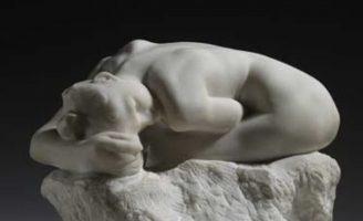 Tượng mới tìm thấy của Rodin giá hơn 4 triệu USD