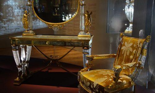 Triển lãm : BACCARAT – một huyền thoại về Pha Lê
