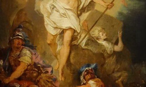 Vũ điệu của ánh sáng : triển lãm những kiệt tác của các nhà thờ Pháp vào thế kỷ 18