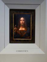 Đấng Cứu Thế của Leonardo da Vinci sẽ được bán tại New York