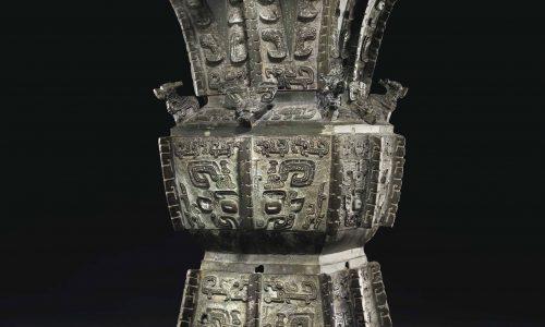 Những món đồ cổ Châu Á đắt giá nhất trên sàn đấu giá năm 2017