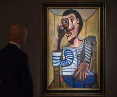 Vì sao bức tranh Le Marin của Picasso trị giá 70 triệu đô bị hư hại?