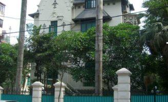 Biệt thự phong cách Địa phương Pháp ở Hà Nội
