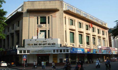 Kiến trúc nhà công cộng phong cách Art Deco ở Hà Nội