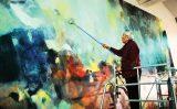Zao Wou-Ki, họa sĩ châu Á có giá tranh cao nhất