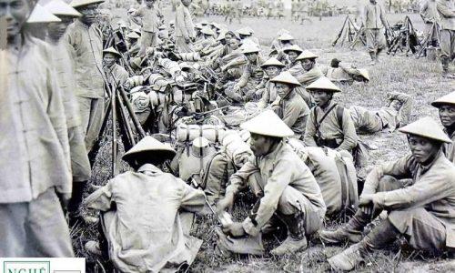 NGƯỜI AN NAM TRONG CHIẾN TRANH THẾ GIỚI THỨ NHẤT (Phần 4): Người An Nam và chiến tranh hiện đại